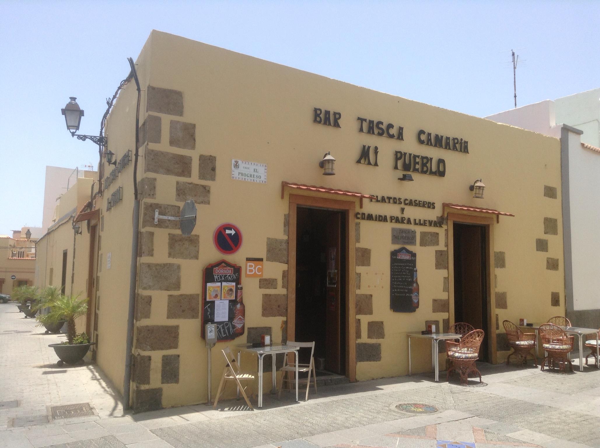 Especialidad calderito for Cocina urbana canaria